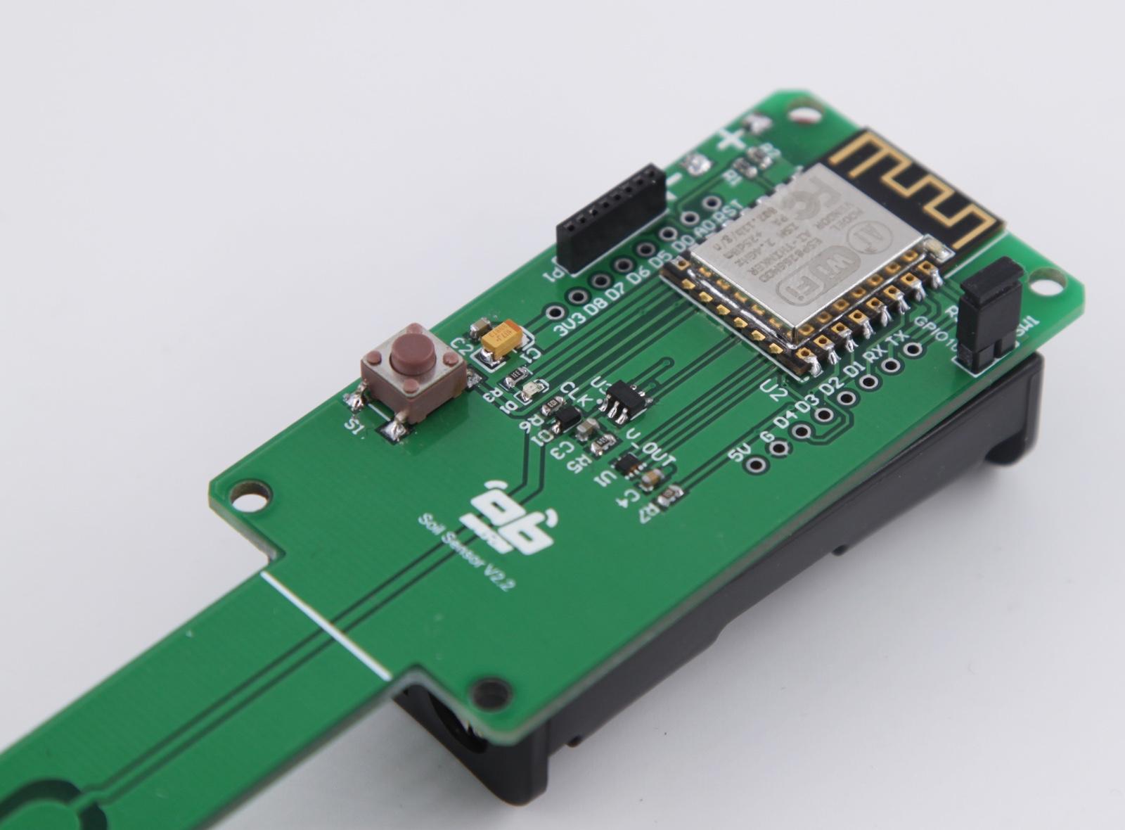 ESP Soil Moisture Sensor Rev 2 1